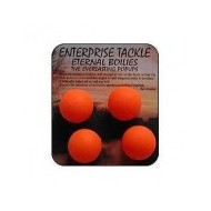 BOILIS DE PLASTICO POP UP (NARANJA FLURO) ENTERPRISE TACKLE