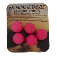 BOILIS DE PLASTICO POP UP (ROSA FLURO) ENTERPRISE TACKLE