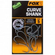 FOX ANZUELOS CURVE SHANK Nº8