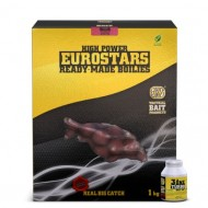 SBS Eurostars Boilies+Dip Garlic 20mm 1kg