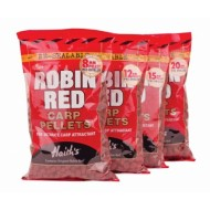 ROBIN RED CARP PELLETS 15MM PRE DRILLED