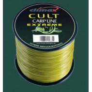 LINEAS MADRE CULT Carp EXTREME - olive monofilament 0,30