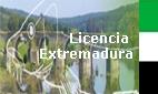 licencias extremadura