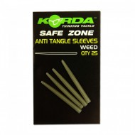 Korda Anti Tangle Hooklink Sleeves - 25 pieces / Antienrredos Gravel / Grava