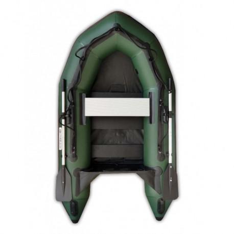 Embarcación neumática OZEAM 249 con suelo de TABLILLAS