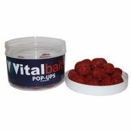 VITALBAITS POP UPS BOILIES KRILLAM 14 MM