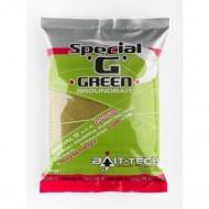 "BAIT-TECH SPECIAL "" G "" GREEN GROUNDBAIT 1 KG"