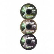 N-TRAP Soft -20m / Suave 30lb / Verde