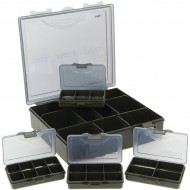 NGT Caja Tackle Box System 4+1