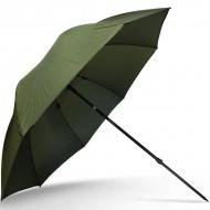 "Paraguas Verde Reclinable 45"" BEHR"