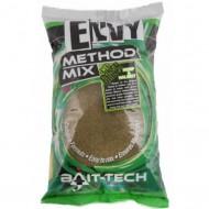 BAIT-TECH Envy-Green Hemp & Halibut Method Mix 2 kg
