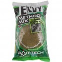 BAIT-TECH Envy-Green Hemp & Halibut Method Mix 2 kg