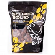 Nash Scopex Squid Stabilised Boilies 15mm 1kg