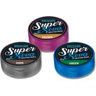 KRYSTON - Super Nova Solid Bag Supple Braid- dark silt - 35lb / 20m