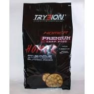 Trybion Homer Pellets Cebado 15mm 4kg ( Piña, Acido Butirico y insectos)