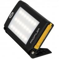 NGT Profiler 21 LED con 8000mAh Recargable Powerbank Bateria y Panel solar