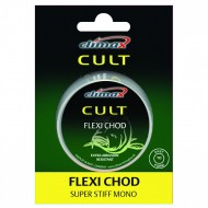 CULT FLEXI CHOD SUPER STIFF MONO 0,40MM 15LB/20M